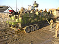 GIs launch a heavily armed river patrol boat in Iraq.jpg