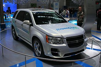 General Motors HydroGen4