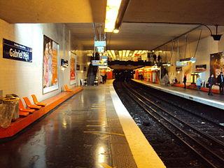 Gabriel Péri (Paris Métro) Paris Métro station