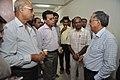 Ganga Singh Rautela Meets With His Workmates - NCSM - Kolkata 2016-02-29 1771.JPG