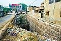 Garbage dumped in the Tulsian Bawri, Jhunjhunu.jpg
