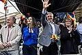 García Linera, Parodi y Parrilli en el desfile de la colectividad boliviana (15564127821).jpg
