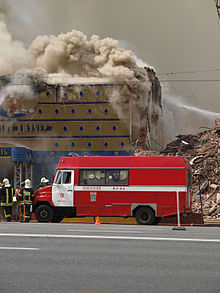 High Country Truck >> Russian State Fire Service - Wikipedia