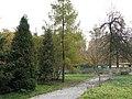 Garden of the Franciscan monastery in Katowice Panewniki 022.JPG