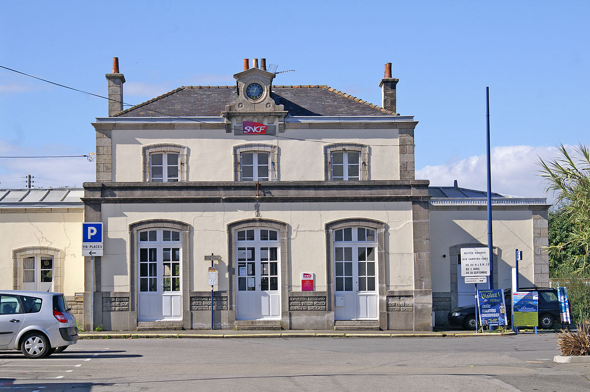 gare de concarneau wikip dia. Black Bedroom Furniture Sets. Home Design Ideas