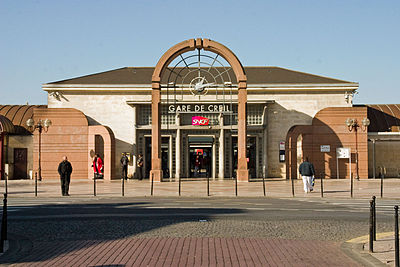 Station Creil