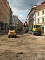Gas pipeline reconstruction in Myslíkova Street, Prague (007).JPG