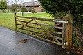 Gate to Whitesbridge Farm, Sedgwick Lane, Nuthurst, West Sussex.jpg