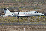 Gates Learjet 55 'D-COOL' (24530959049).jpg