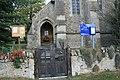 Gates to St. Thomas, Watchfield - geograph.org.uk - 1559822.jpg