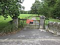 Gateway off Bridge Brow, Kirkby Lonsdale - geograph.org.uk - 1909603.jpg