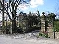 Gateway to Moor Lodge - geograph.org.uk - 1806209.jpg
