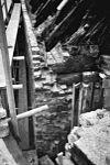 gemetselde bekisting ten behoeve van betonringbalk (koor) - venhuizen - 20240860 - rce