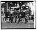 Gen. Pedro P. Dartnell of Chile & Pershing at polo match, 6-2-25 LCCN2016840043.jpg
