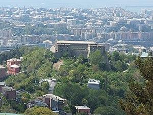 Genova.Forte di Santa Tecla