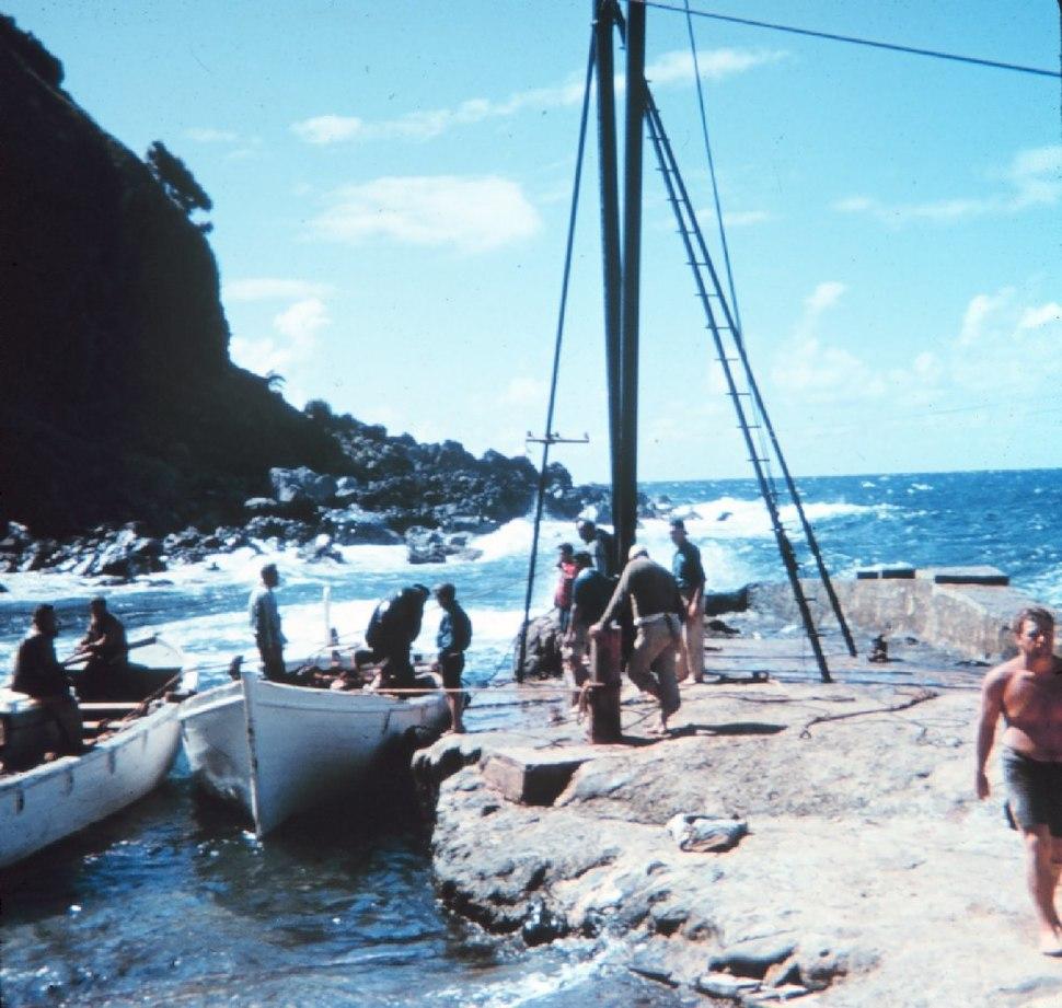 Geodesy Collection Pitcairn Island