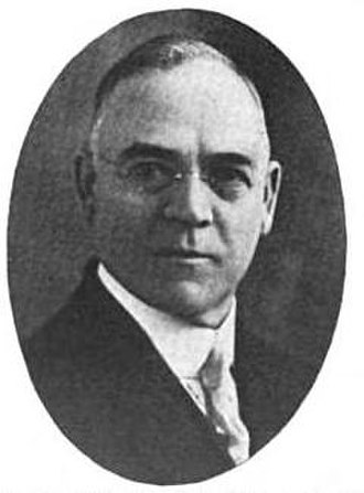 George F. Richards - Image: George F. Richards 1920