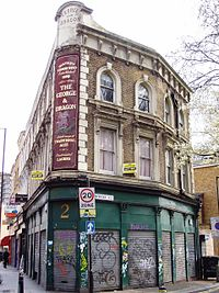 George and Dragon, Shoreditch
