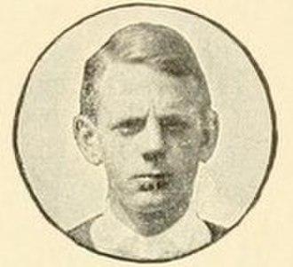George Church (tennis) - Church, ca. 1914