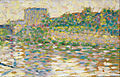 Georges Seurat - The Seine at Courbevoie - Google Art Project.jpg