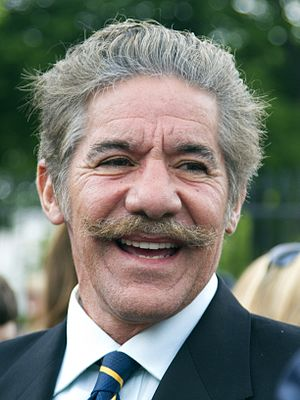 Geraldo Rivera - Rivera at the White House in 2011