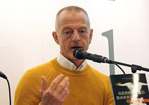 Gerbrand Bakker (novelist) - Image: Gerbrand Bakker
