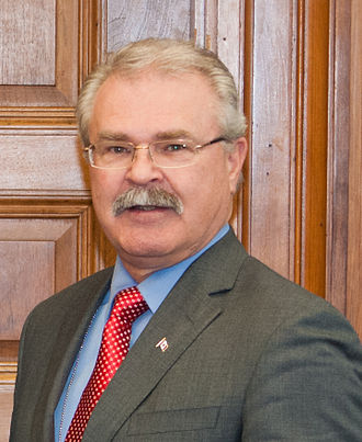 Gerry Ritz - Image: Gerry Ritz 2013 04 09