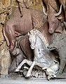 Giardino di castello, grotta degli animali o del diluvio, vasca di dx 05 cavallo di antonio lorenzi, francesco ferrucci del tadda e altri, 1555-57 ca.jpg