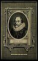 Gilbert Jacchaeus. Line engraving, 1720. Wellcome V0003031.jpg