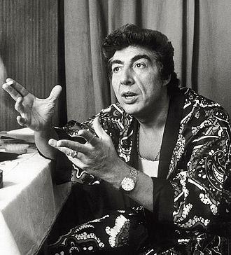 Gino Bramieri - Gino Bramieri in 1971