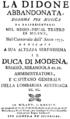 Giovanni Andrea Fioroni - Didone abbandonata - titlepage of the libretto - Milano 1755.png