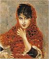 Giovanni Boldini - Girl with red shawl.jpg