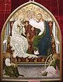 Giovanni di paolo, incoronazione della vergine.JPG