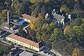 Girincs, Dőry-kastély légi felvételen.jpg