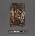 Girls dressed in traditional attire (NYPL Hades-2359300-4043656).tiff