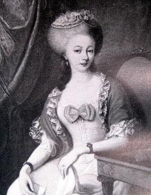 Ritratto di Giulia Alfieri