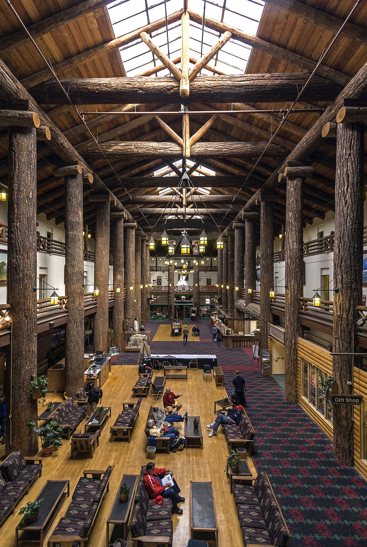 Glacier Park Lodge Wikipedia