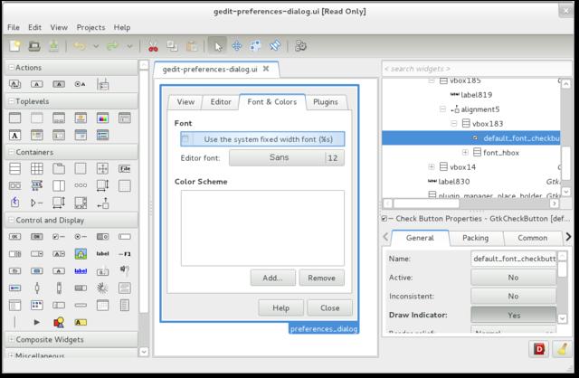 Pengantar Pemrograman Aplikasi GUI di Linux (Pustaka, Framework, dan ...