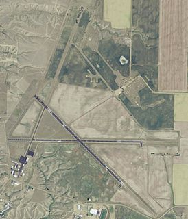airport in Valley County, Montana, United States