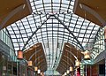 Glass roof - The Hayes. Cardiff - geograph.org.uk - 1558131.jpg