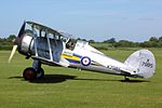 Gloster Gladiator - Shuttleworth Military Pageant June 2013 (9210577704).jpg
