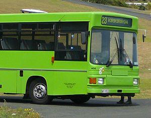 Go Bus Transport - GoBus MAN 11.190 in 2008