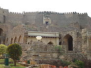 Golconda fort2