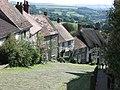 Gold Hill, Shaftesbury, Dorset - geograph.org.uk - 1953830.jpg