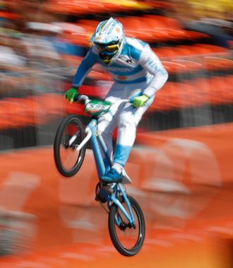 Gonzalo Molina - Gonzalo Molina in 2016 Summer Olympics