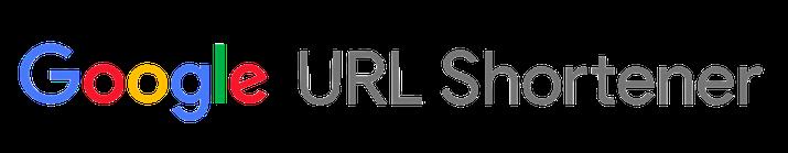 The Google URL Shortener full wordmark logo