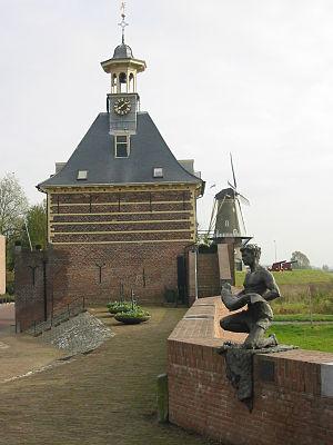 Gorinchem - Dalem Gate