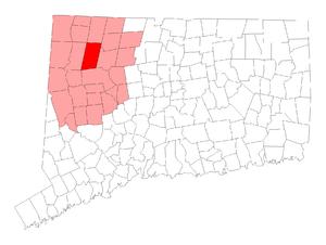 Goshen, Connecticut - Image: Goshen CT lg