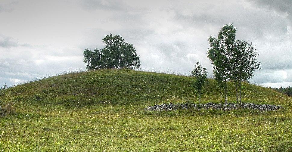 Gotland-Grabhuegel Bjaer