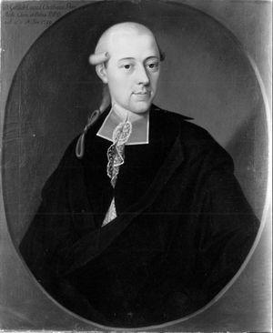Gottlieb Conrad Christian Storr